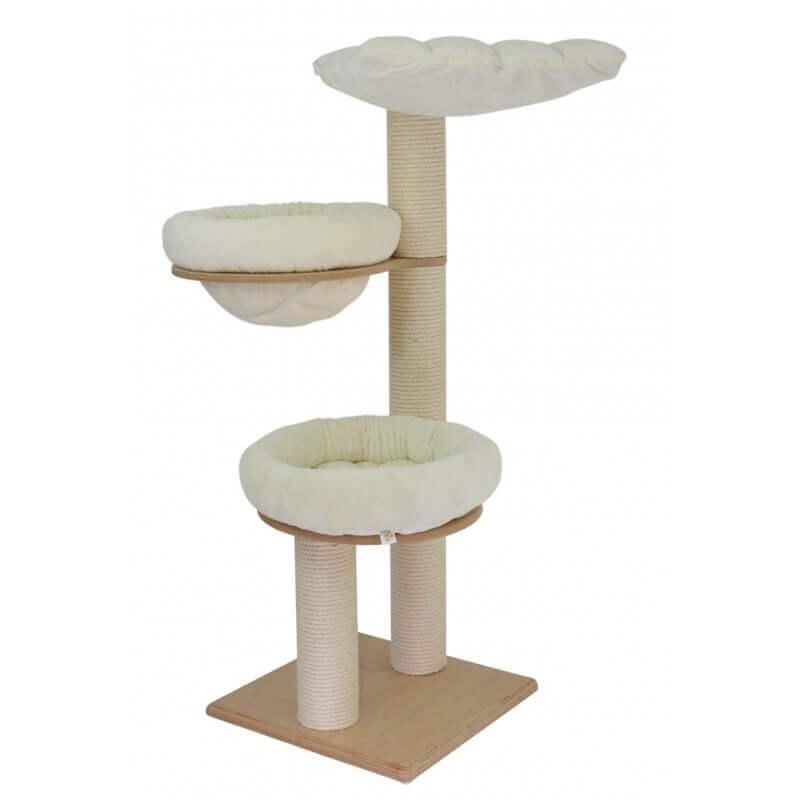 kratzbaum nijmegen 145cmkratzbaum geeignet f r gro e katzen holzpla. Black Bedroom Furniture Sets. Home Design Ideas