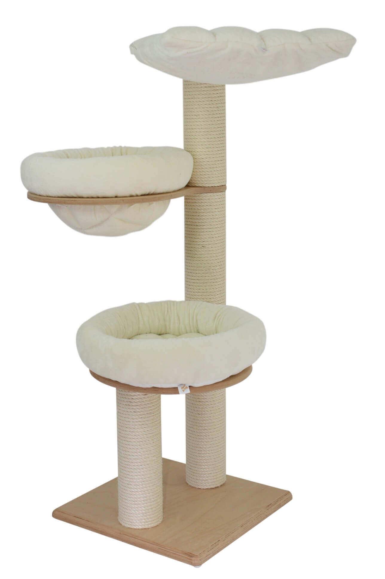 arbre a chat naturel fashion designs. Black Bedroom Furniture Sets. Home Design Ideas