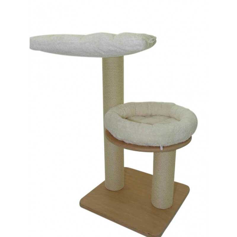 kratzbaum alkmaar 110cm. Black Bedroom Furniture Sets. Home Design Ideas