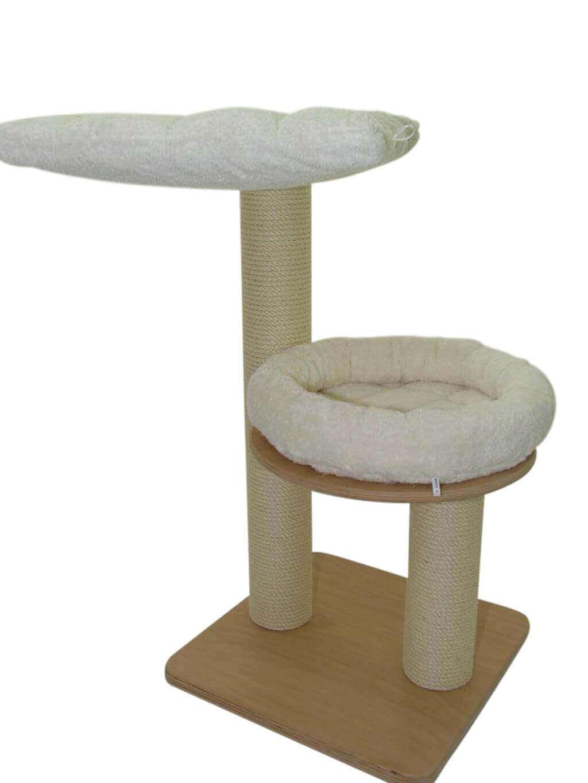 kratzbaum echtholz swalif. Black Bedroom Furniture Sets. Home Design Ideas