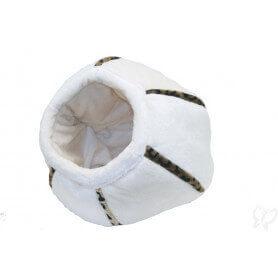 Huevo cueva gato