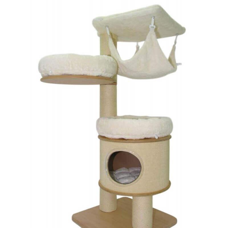 kratzbaum aalsmeer 145cmkratzbaum geeignet f r gro e. Black Bedroom Furniture Sets. Home Design Ideas