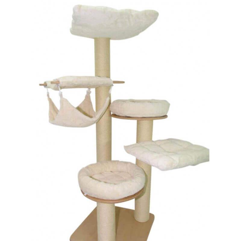 kratzbaum lyon 180cmkratzbaum geeignet f r gro e katzen. Black Bedroom Furniture Sets. Home Design Ideas