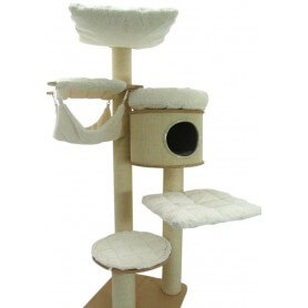 Cat tree Monte Carlo 190cm