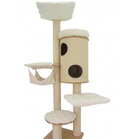 fabriquer arbre chat et de textiles katzen. Black Bedroom Furniture Sets. Home Design Ideas
