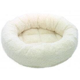 Bed around thick
