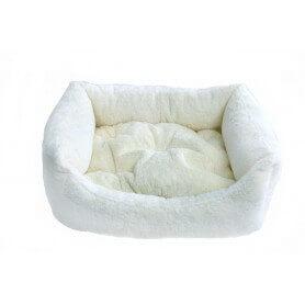 Soffa med kudde