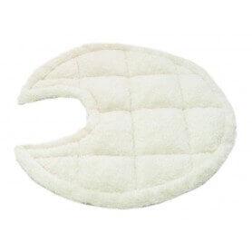 Pad with velcro - neckline 14 cm