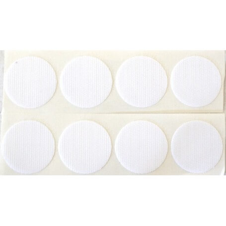 Velcro points 48mm (8 pieces)