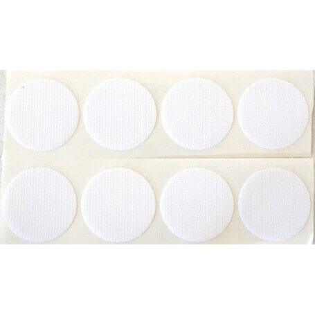 Puntos de velcro de 48 mm (8 piezas)