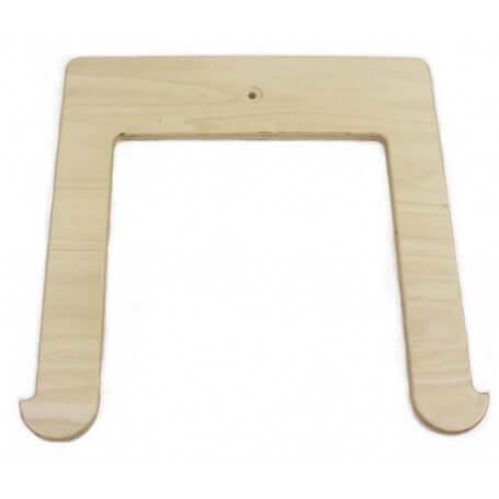 Holzhängematte-Gestell
