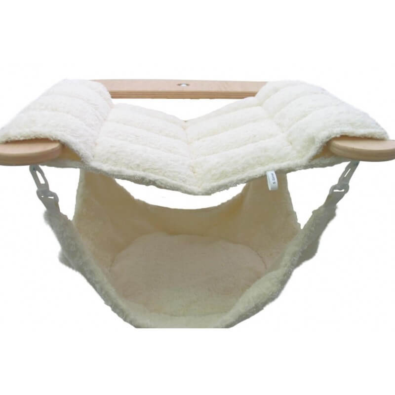 holzh ngematte mit h ngematte holz multiplex buche multiplex beech. Black Bedroom Furniture Sets. Home Design Ideas