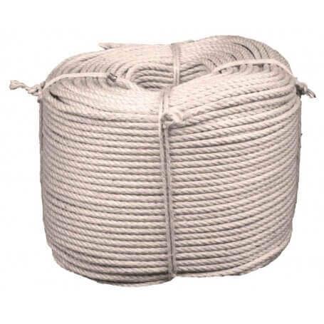 Corde de sisal 11mm/mètre
